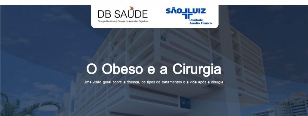 Capa Evento Obesidade São Luiz